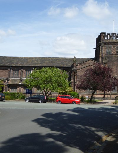 Christ Church, Port Sunlight, Merseyside