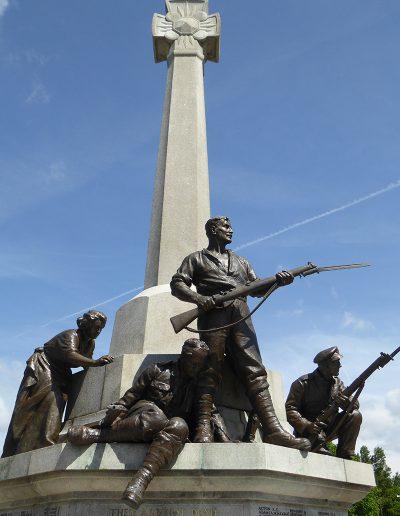 War Memorial, Port Sunlight, Merseyside