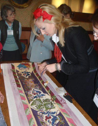 Tapestry designer