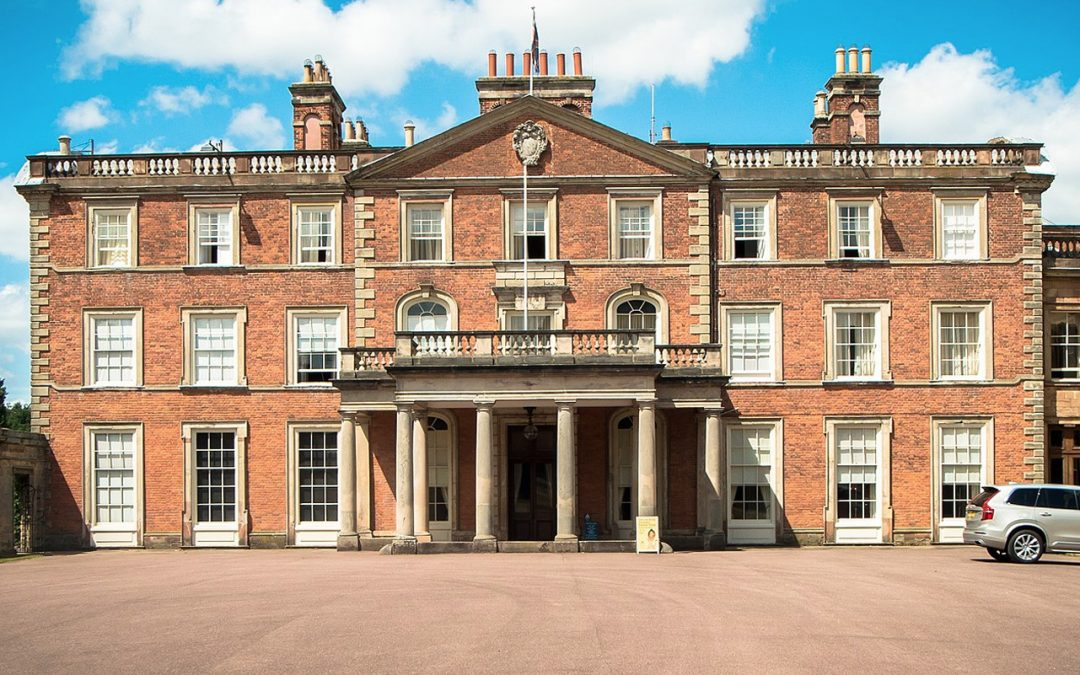 Weston Park, Shropshire – including Summer Lunch