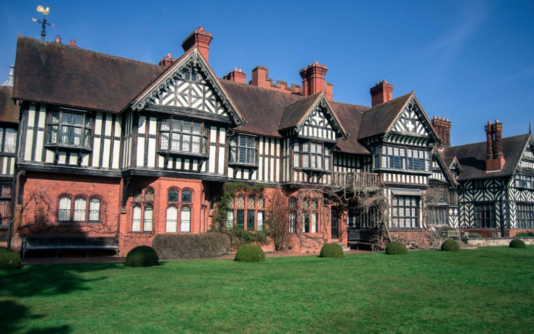 Wightwick Manor and Gardens, Wolverhampton
