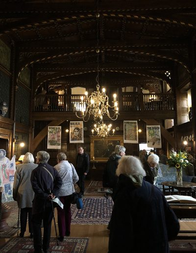 Special Interest Day: Wightwick Manor